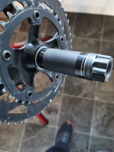 Bicycle service and maintenance - chain tightening image